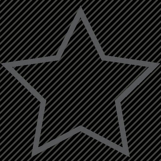 achievement, bookmark, favorite, favourite, prize, star icon