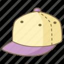 baseball, cap, hat, headware, street, streetwear, trucker icon