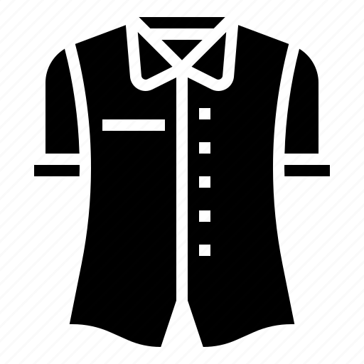 clothing, hawaii, shirt, uniform icon