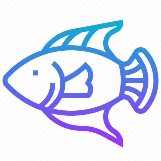 Animal, fish, ocean, seafood icon - Download on Iconfinder