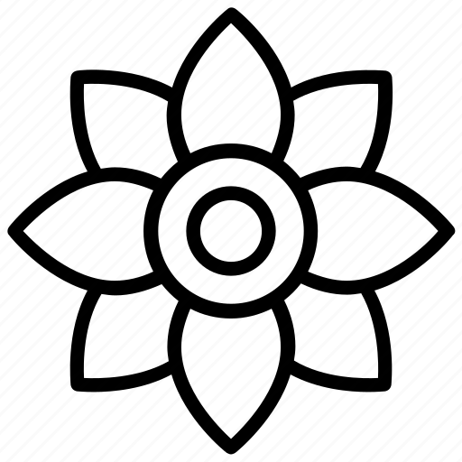 Aroma, daisy, flower, hawaii flower, princess daisy icon - Download on Iconfinder