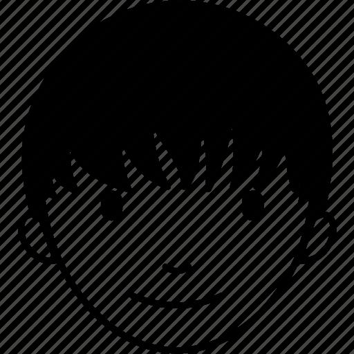 boy, man icon