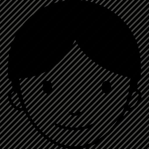 account, avatar, boy, child, kid, profile, user icon