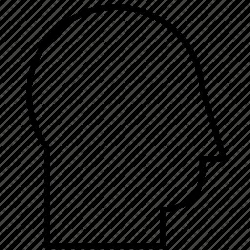 account, avatar, consumer, costumer, head, profile, user icon