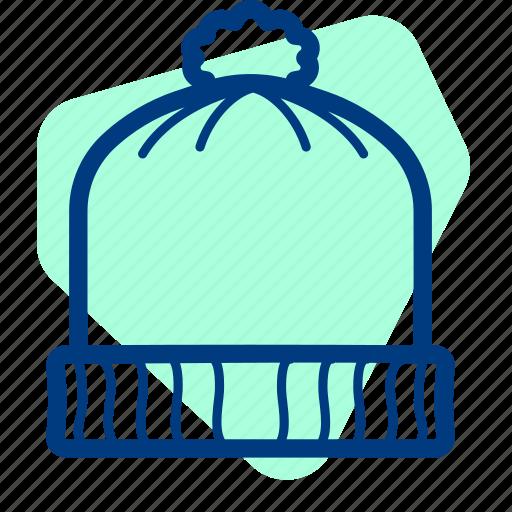 Apparel, beanie, beannie, cap, clothing, hat, urban icon - Download on Iconfinder