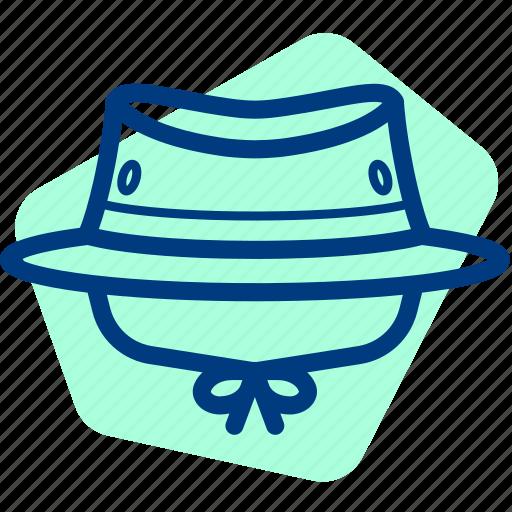 Cap, classic, cowboy, hat, headwear, retro, vintage icon - Download on Iconfinder