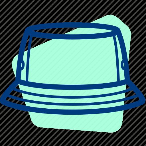 Bucket, bucket hat, hat, street wear, urban, youth icon - Download on Iconfinder