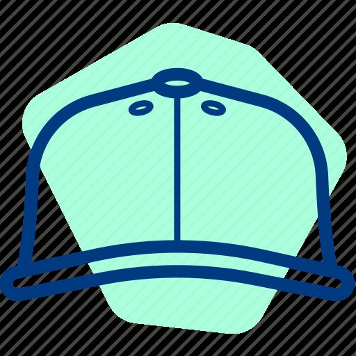 Cap, pop, snap back, snapback, urban icon - Download on Iconfinder