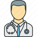 ambulance, doctor, health, hospital icon