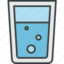 beaker, cup, drink, test icon