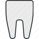 care, health, healthy, tooth icon