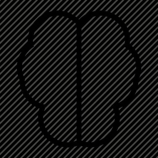brain, brains, head, idea, mind, think, thinking icon
