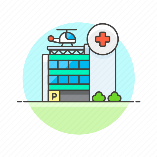 buiilding, care, cross, health, help, hospital, medical icon