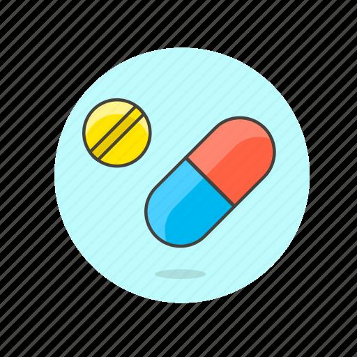 dose, drug, health, illness, medicine, pharmacy, pill icon