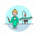 care, health, help, hospital, medical, plastic, surgeon icon