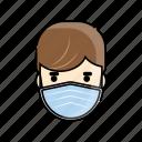 doctor, health, healthcare, healthy, mask, medical, nurse