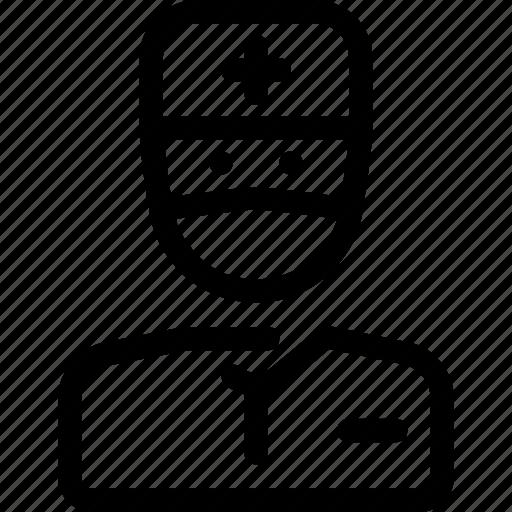 avatar, doctor, hospital, human, medical, user icon