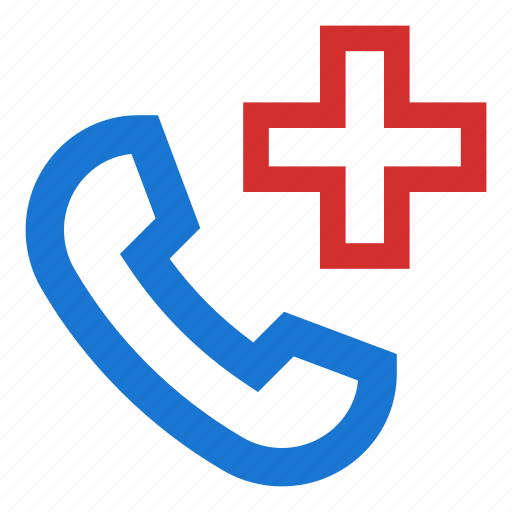 aid, ambulance, doctor, emergency call icon
