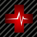ambulance, beat, cross, hospital, medical