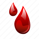 blood, blood drop, drawn, drop, infusion, iv, transfusion icon