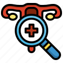 pelvic, exam, area, pelvis, bone, healthcare, medical