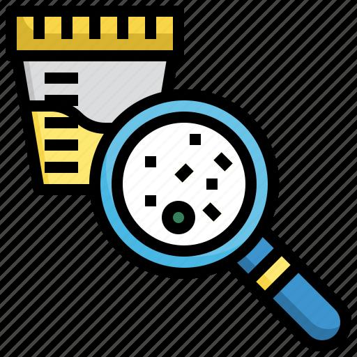Urine, examination, test, healthcare, medical, health, laboratory icon - Download on Iconfinder