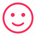 health, healthcare, medical, patient, smile icon