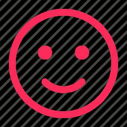health, healthcare, medical, patient, smile icon