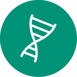dna, dna helix, medical, science icon