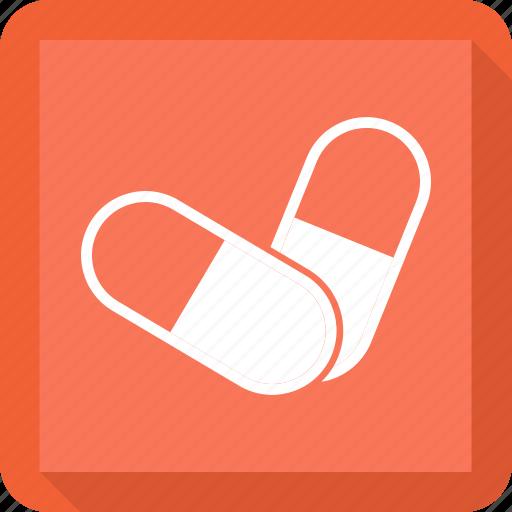 drugs, medication, pills, treatment icon