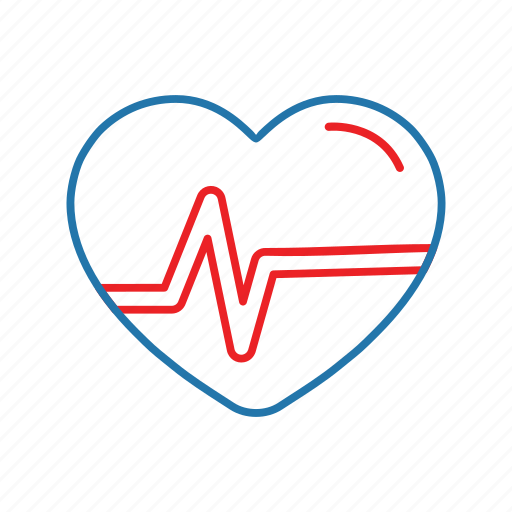beat, health, heart, like, love icon