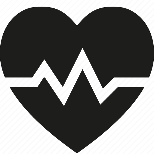 heart, pulse icon