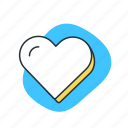 doctor, heart, love, medical, medicine, romance, romantic, valentine icon