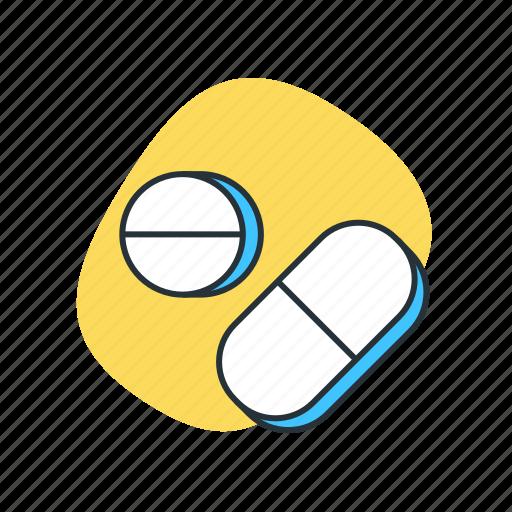 aid, doctor, health, hospital, medical, medicine, pill icon