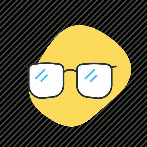 doctor, eye, glasses, health, hospital, medical, medicine icon