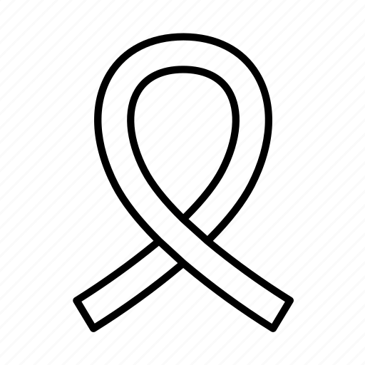 awareness, health, healthcare, hospital, medical, medicine, ribbon icon