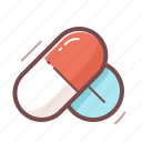 pills, care, medicine, treatment