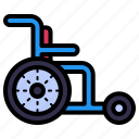 wheel chair, disabled, handicap, patient, medical