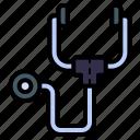healthcare, stetoscope, doctor, medical, hospital
