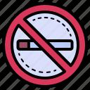no smoke, smoking, cigarette, forbidden, prohibited