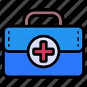medical aid, medical kit, first aid kit, medical, bag