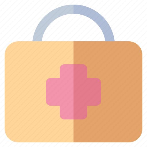 healthcare, hospital, kit, medical, medical kit, medicine icon