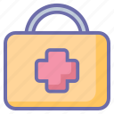 healthcare, hospital, kit, medical, medical kit, medicine