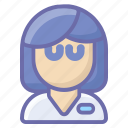 doctor, healthcare, hospital, medical, nurse icon