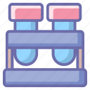 experiment, laboratory, research, science, test, test tube, tube icon