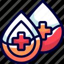 blood, bukeicon, health, hospital, needs icon