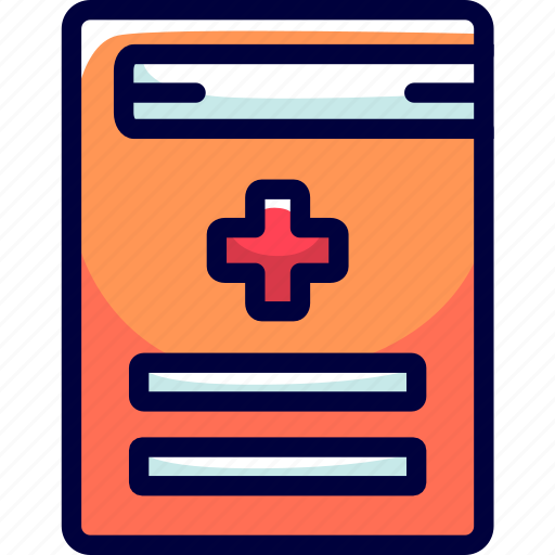 books, bukeicon, health, hospitals, knowledge icon