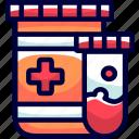 bukeicon, drugs, health, laboratories, tablets, tubes
