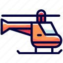 air, bukeicon, health, helicopter, hospital icon