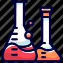 bukeicon, health, hospital, laboratory, tube icon